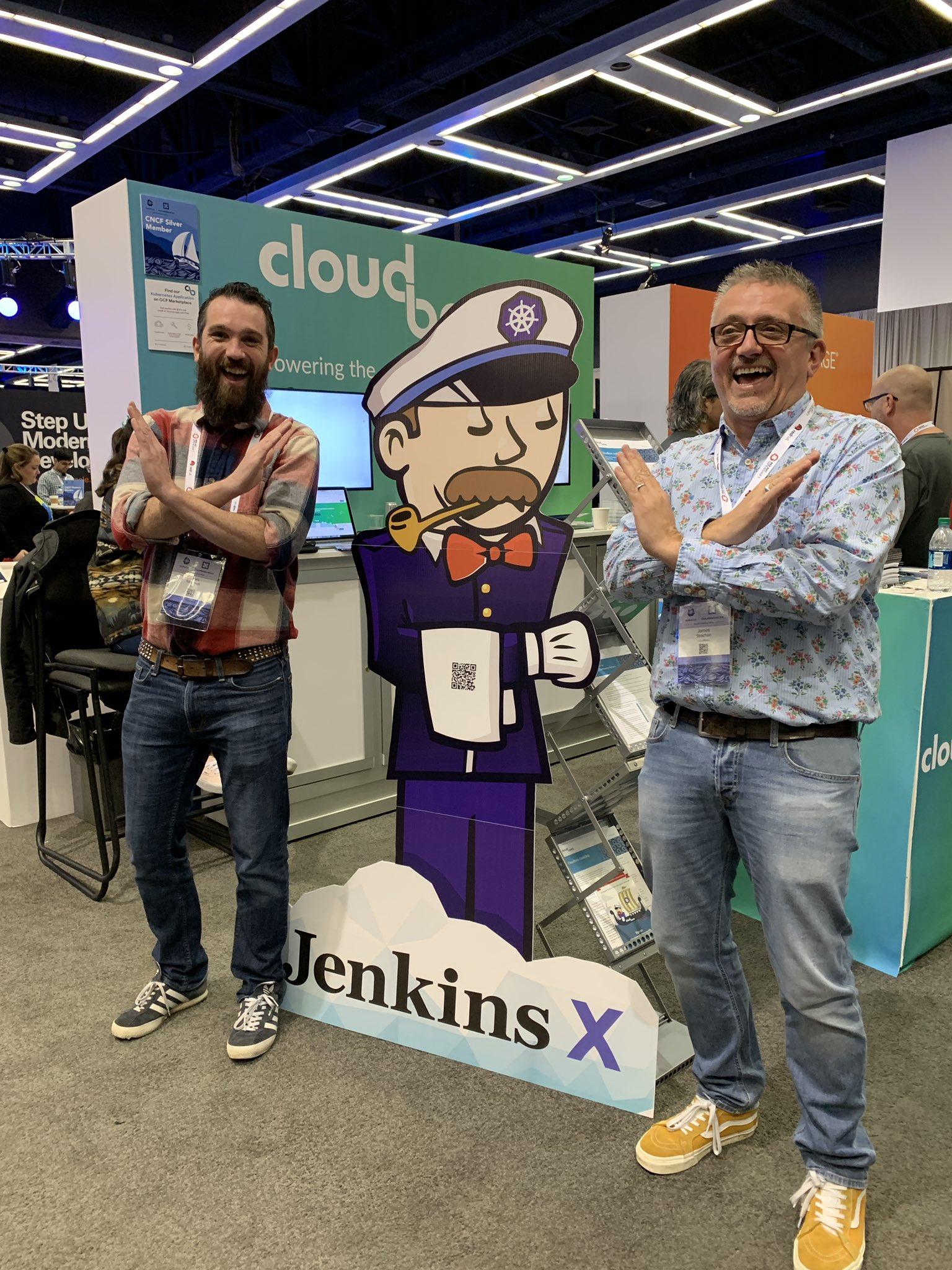 Merry Jenkins X Mas! | Jenkins X